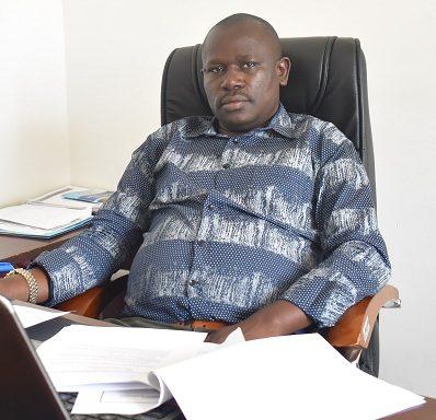Mr. Ogoma Mangasa