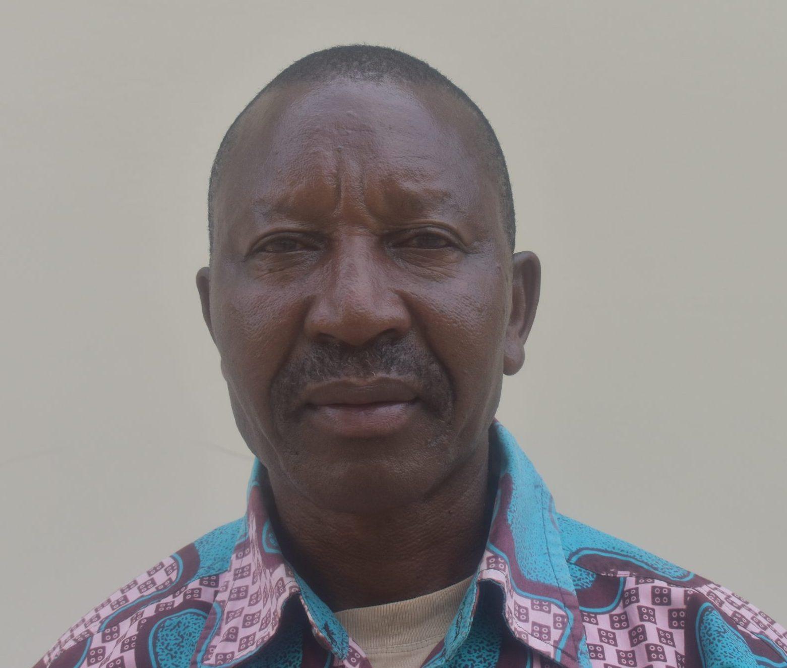 Bw. Lameck Nyasagati
